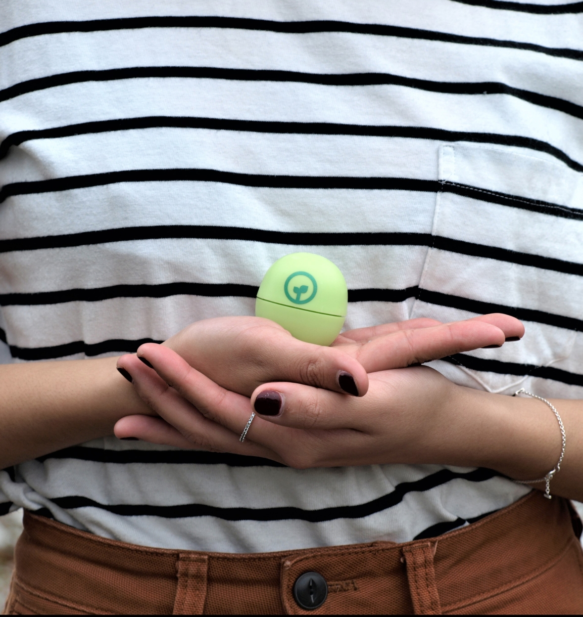 Sprout Up NYC lip balm